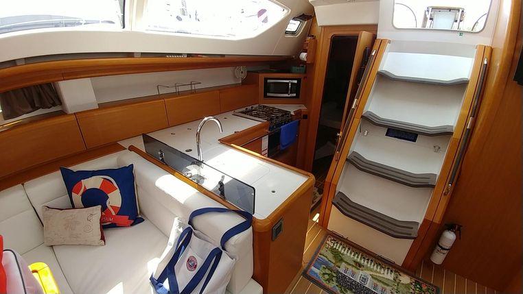 2016 Jeanneau Sun Odyssey 50DS BoatsalesListing Massachusetts