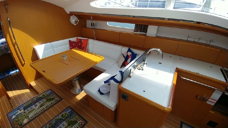 2016 Jeanneau Sun Odyssey 50DS BoatsalesListing Maine