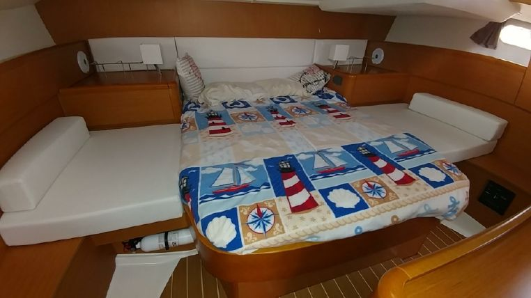 2016 Jeanneau Sun Odyssey 50DS Purchase Purchase
