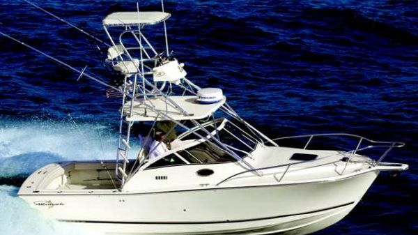 Albemarle 280 Express Fisherman Manufacturer Provided Image