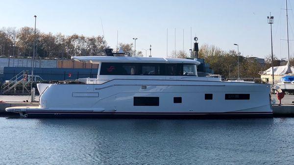 Sirena Yachts 58 Coupe