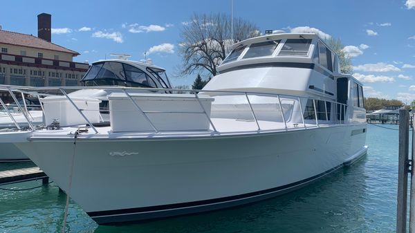 Viking 54 Motor Yacht