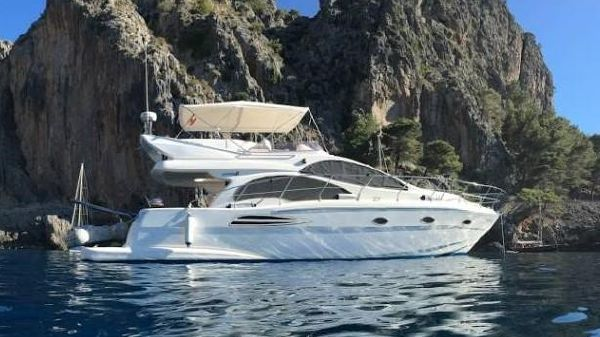 Astondoa 43 Flybridge