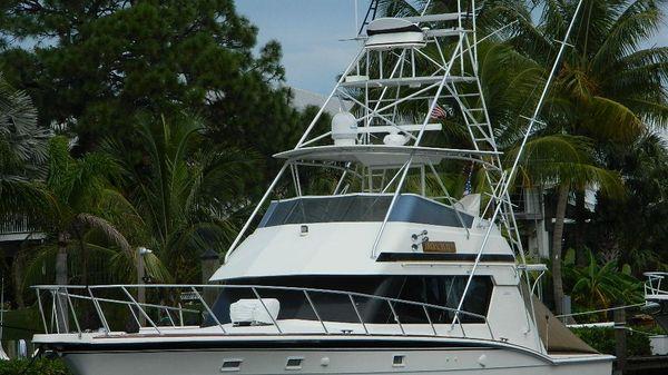 Hatteras 52 Sport Fisherman