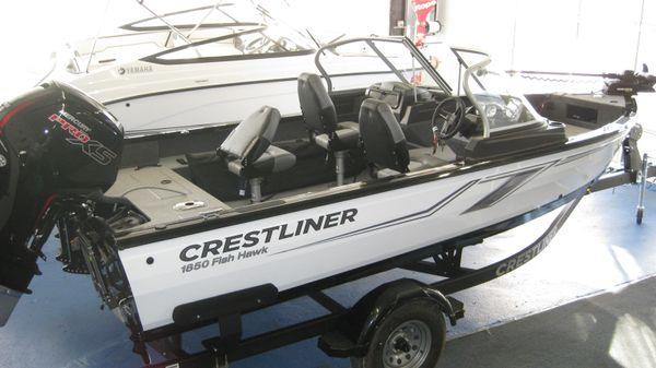 Crestliner 1850 Fish Hawk
