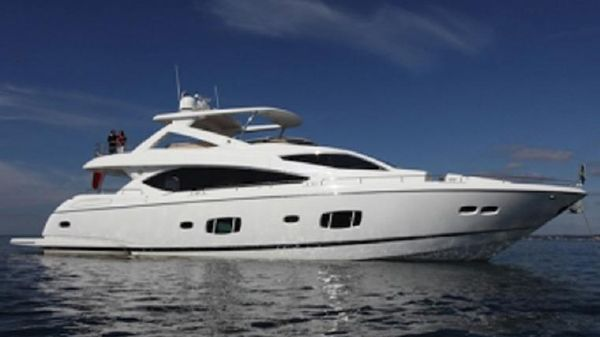 Sunseeker 88 Yacht Profile