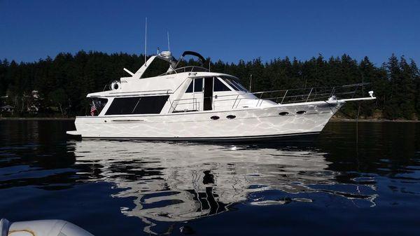 Meridian 490 Pilothouse Motor Yacht