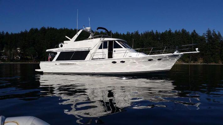 Meridian 490 Pilothouse Motor Yacht - main image