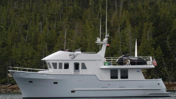 Northern Marine Pilothouse LRC