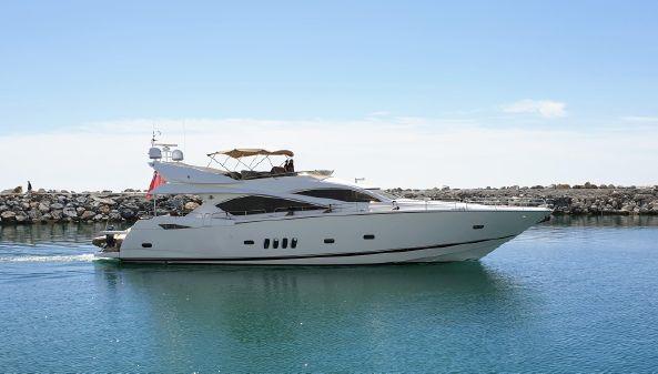 Sunseeker 82 Yacht image