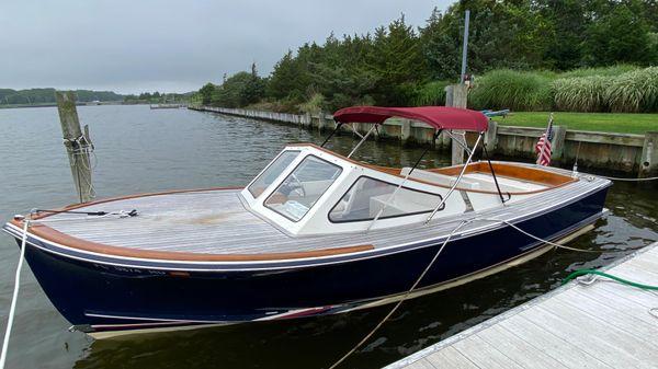 Grey Barn Boatworks 22 Sportster