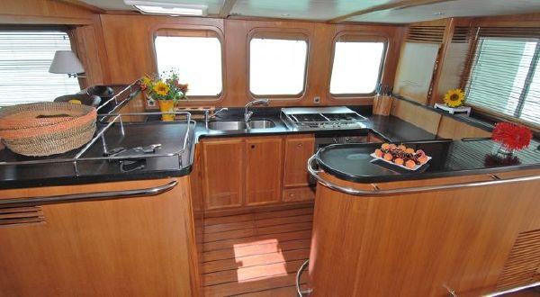 Tropic Composites YC 80 Power Catamaran image