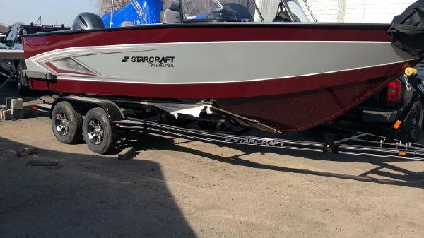 Starcraft 210 Fishmaster DC