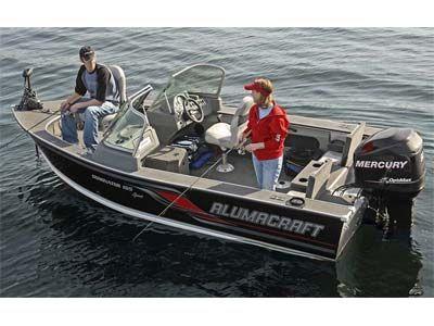 Alumacraft Dominator 165 Sport image