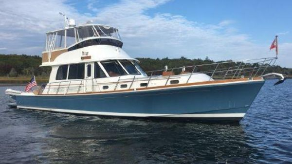Grand Banks 55 Eastbay FB Profile