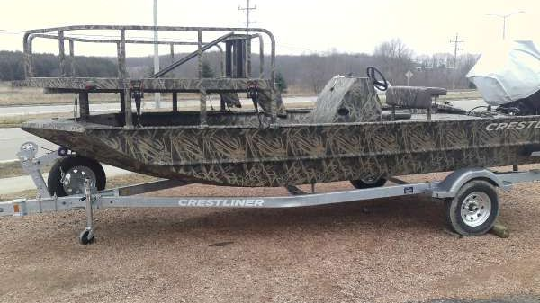 Crestliner 1800 Arrow
