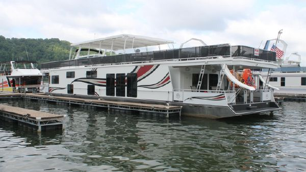 Sumerset 20x90 Custom Houseboat
