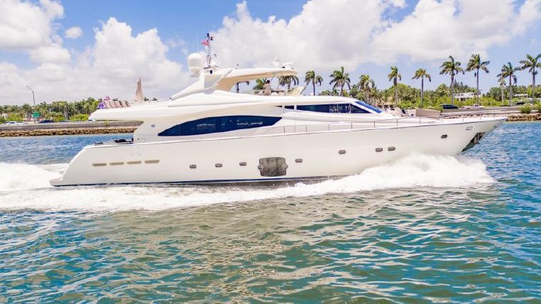2006 Ferretti Yachts