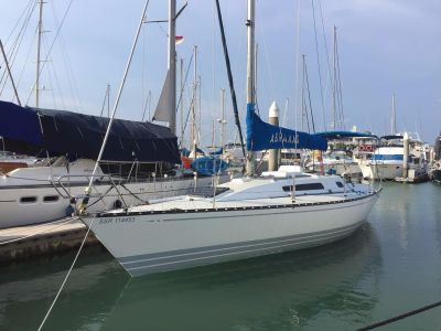 1990 X-Yachts<span>372</span>