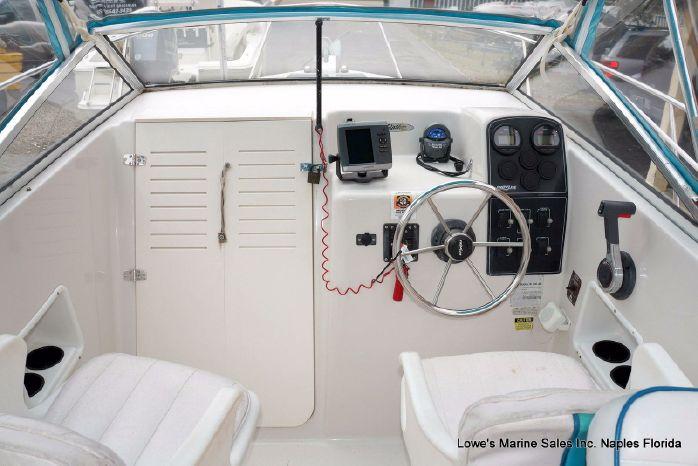 1996 Pro Line 201 Walkaround Lowes Marine Sales In