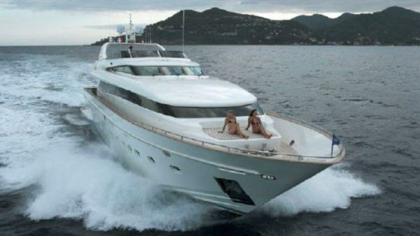 Canados 116' Fast Motor Yacht