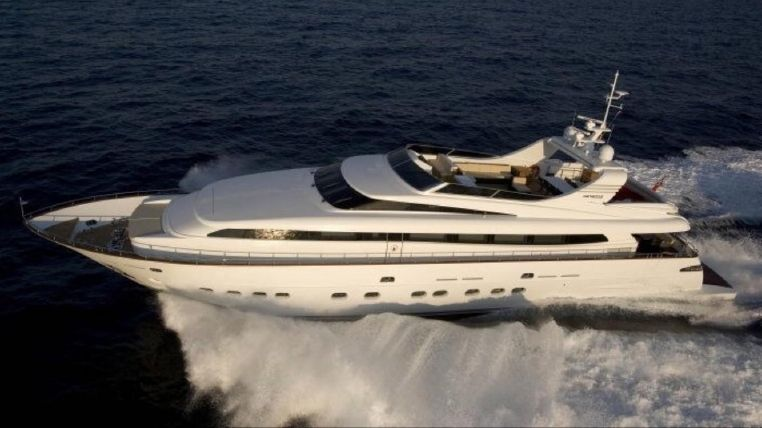 2006 Canados 116' Fast Motor Yacht Livorno - Reel Deal Yachts