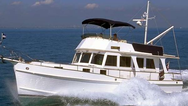 Grand Banks 46 Europa Manufacturer Provided Image