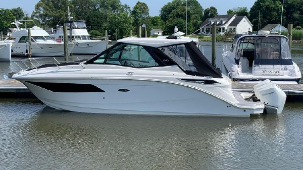 Sea Ray Sundancer 320 Coupe OB