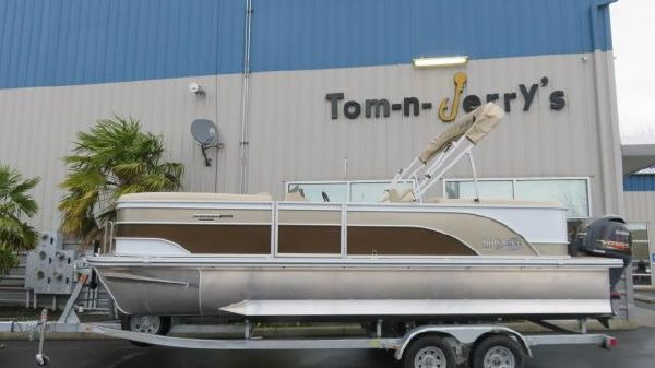 SunCatcher 322 RC Pontoon B3236