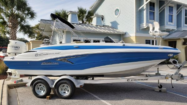 Crownline Eclipse E205 XS