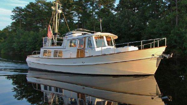 Eagle Trawler 40