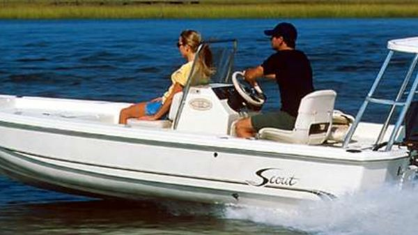 Scout 162 Sportfish Manufacturer Provided Image