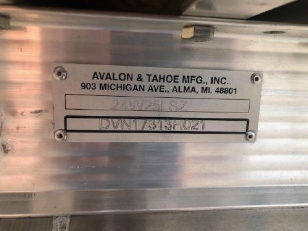 Avalon LSZ 24-26 QL SandBar - SPP image