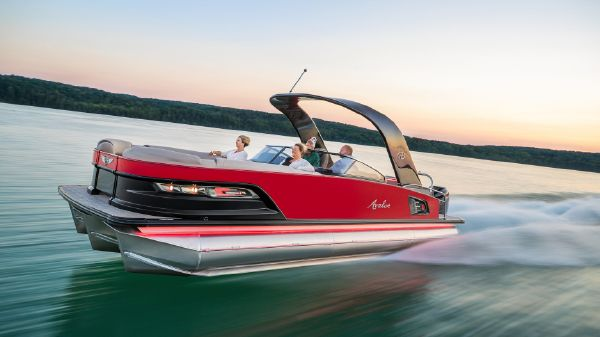 Avalon LTD EXCALIBUR 27' - EWS - TWIN 350'S - 700 HP