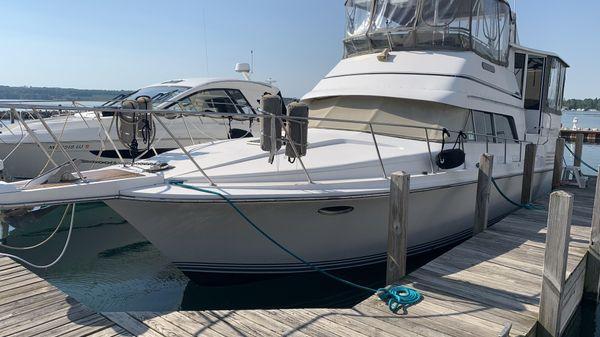 Trojan 12 Meter Motor Yacht