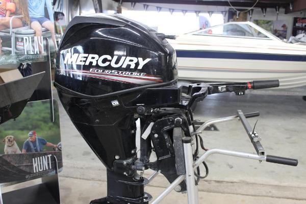 Mercury F25ELHPT