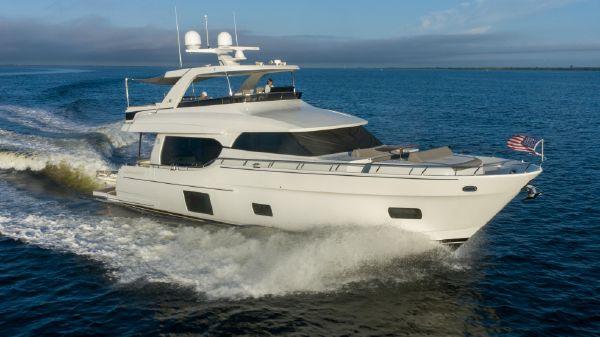 Ocean Alexander 70e