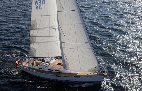 2020 X-Yachts Xc 38