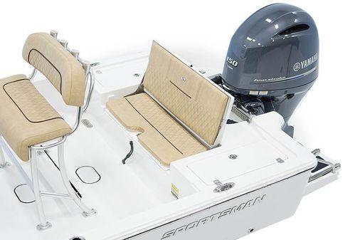 Sportsman Tournament 214 SBX Bay Boat image