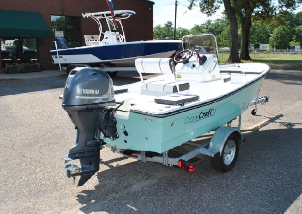 Cape Craft 160CC Yamaha F70 & Trailer image