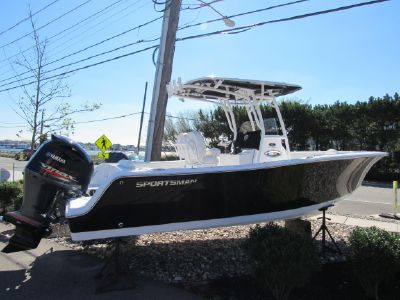 2018 Sportsman<span>Open 242 Center Console</span>