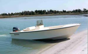 Jones Brothers 20' Cape Fisherman