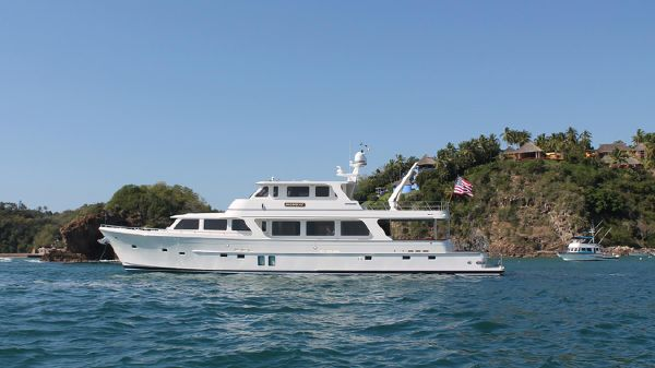 Offshore Yachts 90 Voyager