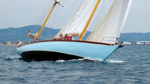 Sangermani Classic Yawl Illingworth