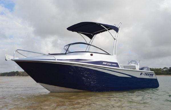 2020 Extreme Boats 500 Sport Fisher