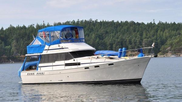 Bayliner 3870 Motoryacht On the Water