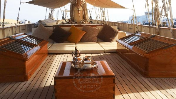 Custom Three-mast Schooner Van der Graaf ATLANTIC image