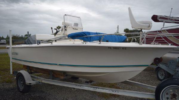 Sailfish 170 CC