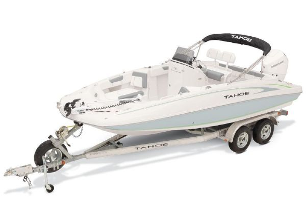 Tahoe New Boat Models - Bowers Marine