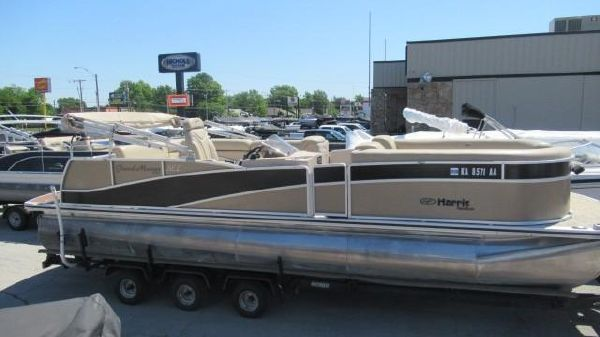 Harris FloteBote 250 SEL